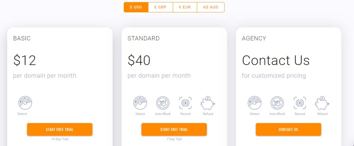 ClickCease Pricing- ClickCease Review