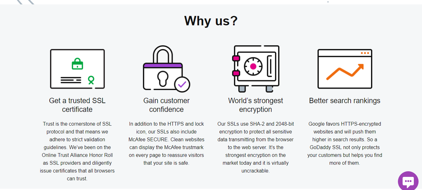 GoDaddy SSL Certificate Review- Why You Should Choose Them