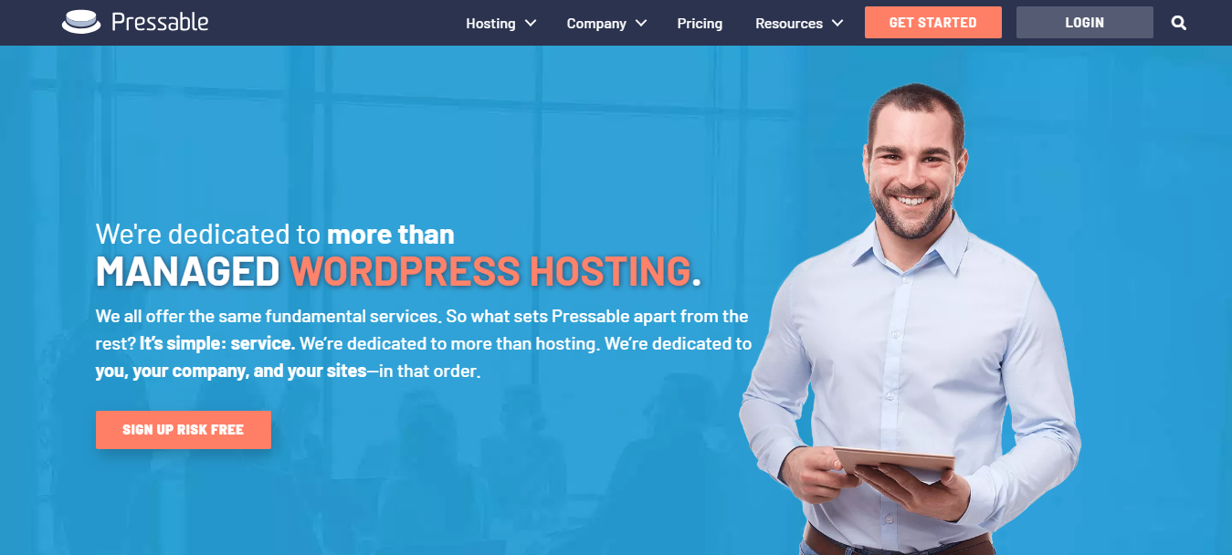Pressable Review- Managed WordPress Hosting