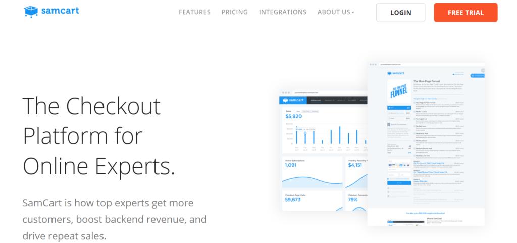 SamCart-Review-ThriveCart-Vs-SamCart-Vs-PayKickStart